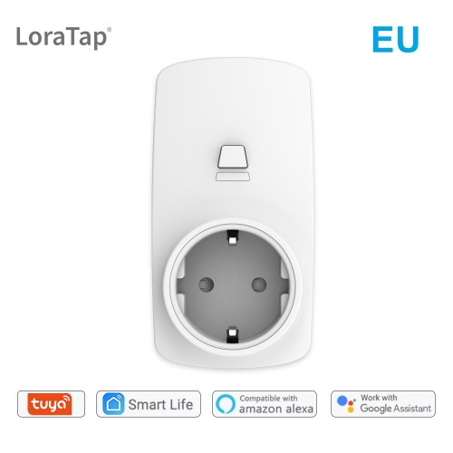 Wifi Smart EU Socket German Plug 16A Voice Control with Google Home Alexa Echo App Timer and Remote Control the Devices