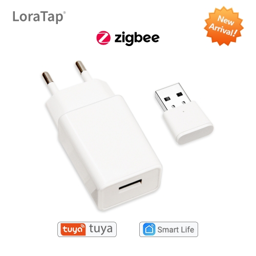 Tuya ZigBee 3.0 Signal Repeater USB Extender for Smart Life ZigBee Devices Sensors Expand 20-30M Smart Home Automation Module